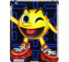 Pac-Man Maze iPad Case/Skin