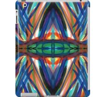 Stroking Blues Water Color iPad Case/Skin