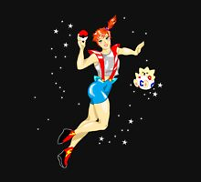 Water Type Space Girl Unisex T-Shirt