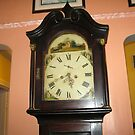 Grandfather Clock by BlueMoonRose