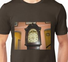 Grandfather Clock Unisex T-Shirt
