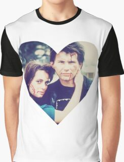 Veronica & JD Graphic T-Shirt