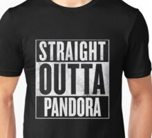 Straight Outta Pandora Unisex T-Shirt