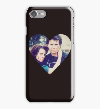 Veronica & JD iPhone Case/Skin