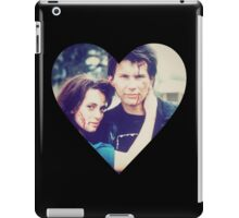 Veronica & JD iPad Case/Skin