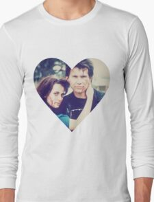 Veronica & JD Long Sleeve T-Shirt