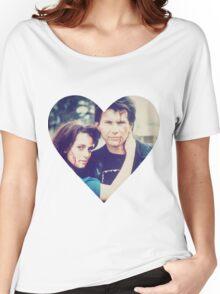 Veronica & JD Women's Relaxed Fit T-Shirt