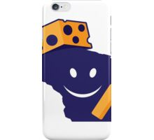 Another Happy Wisconsin Tailgator! iPhone Case/Skin