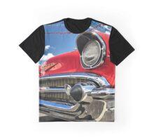 57 Chevy Graphic T-Shirt