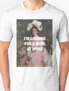 Angelica — Mind at Work T-Shirt