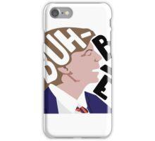Buh-Bye - David Spade, SNL iPhone Case/Skin