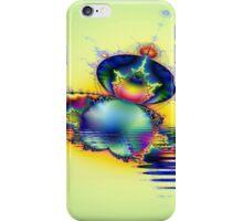 Mandelbot Lake 11-9 iPhone Case/Skin