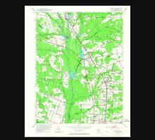 USGS TOPO Map New Jersey NJ Newfield 254623 1953 24000 Unisex T-Shirt