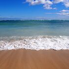 Beach: Waikiki, Hawai'i by Sally Kate Yeoman