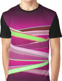 Colorful pattern abstraction. Graphic T-Shirt