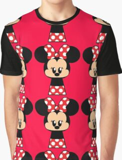 Mrs Mouse Graphic T-Shirt