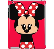 Mrs Mouse iPad Case/Skin