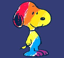 Snoopy Colorful Unisex T-Shirt