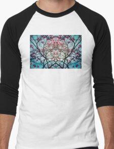 Magnolia Moon Men's Baseball ¾ T-Shirt
