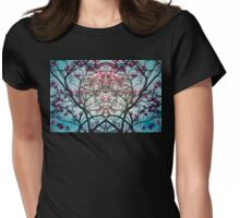 Magnolia Moon Womens Fitted T-Shirt