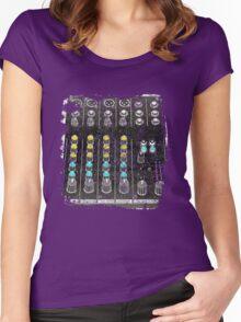 """Grunge Mixer"" Women's Fitted Scoop T-Shirt"