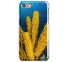 "Yellow Tube Sponge"", iPhone Case/Skin"