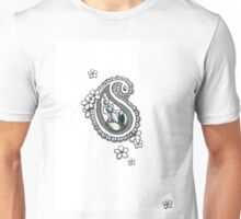 Jewelled Paisley Unisex T-Shirt