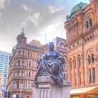 Majestic Queen Victoria by Michael Matthews