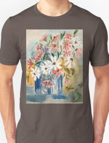 Cosmos in a pot Unisex T-Shirt