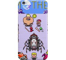 Earthboudn Mother Reference Smash Brothers iPhone Case/Skin