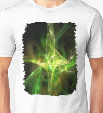 Creature Green Yellow Unisex T-Shirt