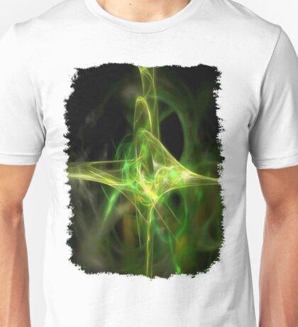 Creature 2 Green Yellow Unisex T-Shirt