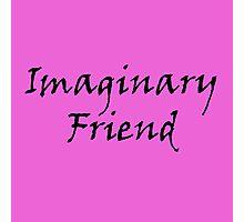 imaginary friend Photographic Print