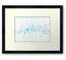 The Sound of Life Framed Print