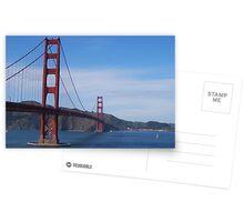 Golden Gate Postcards