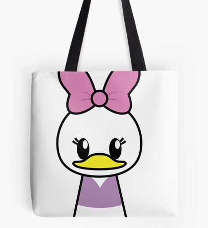 Mrs Duck Tote Bag