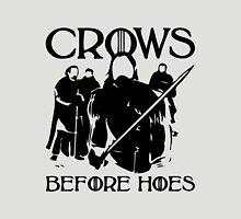 Crows b4 hoes Unisex T-Shirt