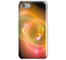 Attachment Gold Pink iPhone Case/Skin
