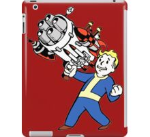 Vault Rocket iPad Case/Skin