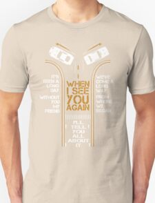 WHEN I SEE YOU AGAIN - PAUL WALKER T-Shirt