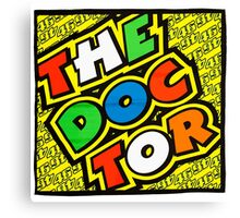 """The Doctor """" Rossi 46"""" Canvas Print"""
