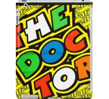 "The Doctor "" Rossi 46"" iPad Case/Skin"