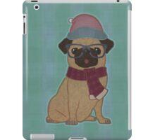 Snug Pug iPad Case/Skin