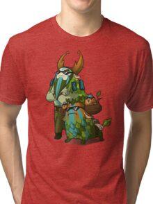 Nature's Prophet - DOTA 2 Tri-blend T-Shirt