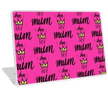 For My Mum - Mother's day celebration Laptop Skin