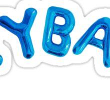 Melanie Martinez 'Crybaby' Album Logo Sticker