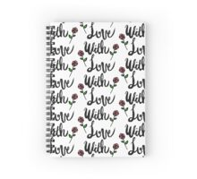 With Love - For Mother's Day Spiral Notebook