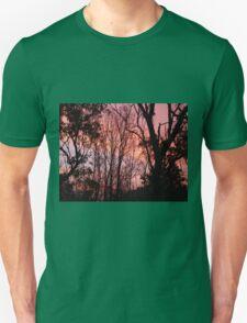 Sunset Silhouette Unisex T-Shirt