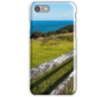 Ocean view 0002 iPhone Case/Skin