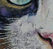 Snowshoe Cat Sticker
